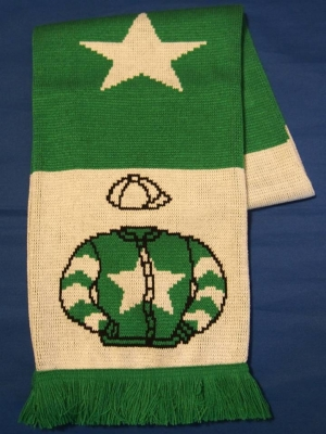 Presenting Percy Scarf Now Available