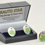 Kauto Star cufflinks back in stock