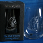 Kauto Star range of whisky glasses