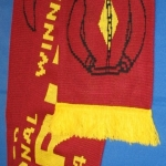 Red Rum Scarves Now Back In Stock