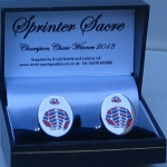 Sprinter Sacre and Bobs Worth cufflinks now available