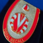 Total Recall Badge Now In Stock