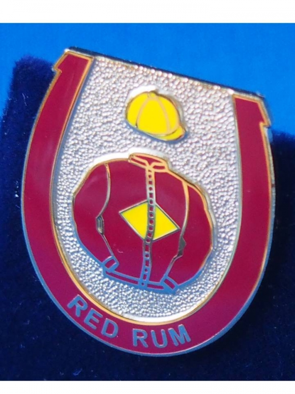 100 x Different Horse Racing Badges