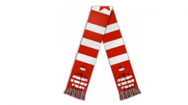 30 x Bespoke Premium Scarves In Your Racing Colours To Ireland