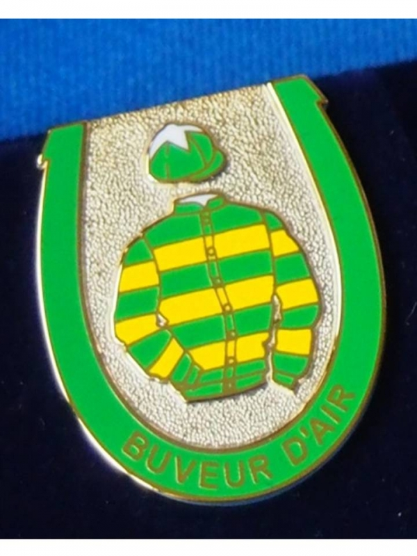 Buveur D'Air Badge