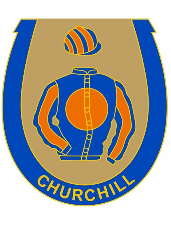 Churchill Badge