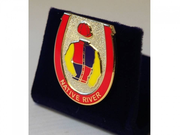 Native River Badge
