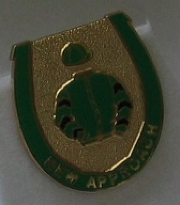 New Approach Badge