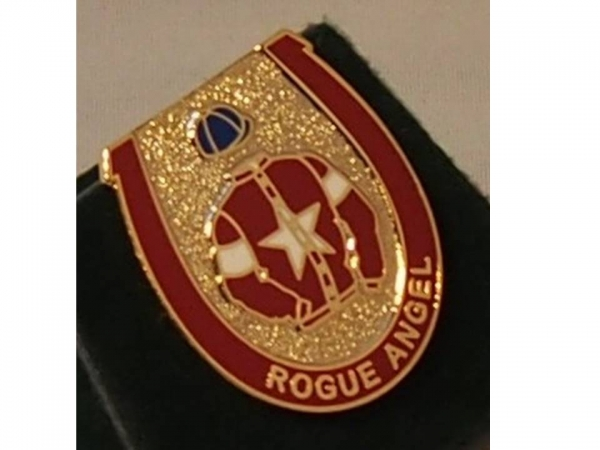 Rogue Angel Badge