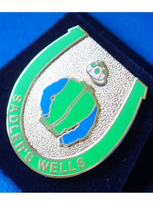 Sadler's Wells Badge