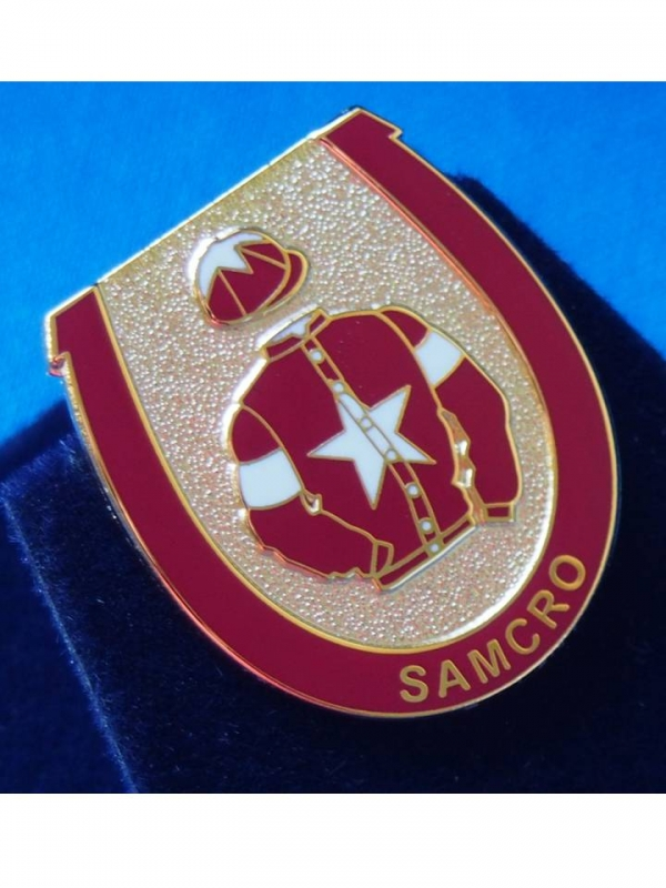 Samcro Badge