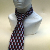 Big Buck's 100% Silk Tie