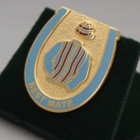 75 x Bespoke Badges In Your Racing Colours
