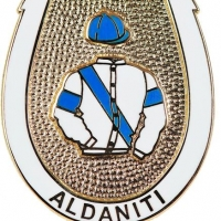 Aldaniti Badge