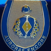 Auroras Encore badge