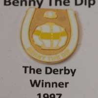 Benny The Dip Badge