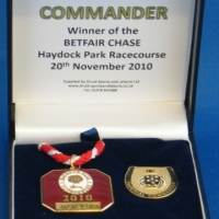 Imperial Commander Betfair Chase set 2010