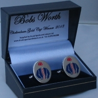 Bobs Worth Cufflinks