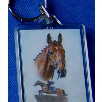 Bobs Worth Keyring