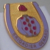 Brigadier Gerard Badge