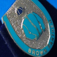 Brown Panther Badge