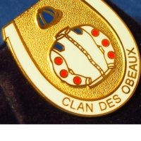 Clan Des Obeaux Badge