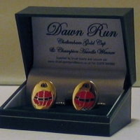 Dawn Run Cufflinks