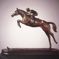 Desert Orchid Limited Edition Bronze