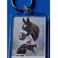 Don Cossack Keyring