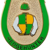 Hedgehunter Badge