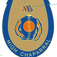 High Chaparral Badge