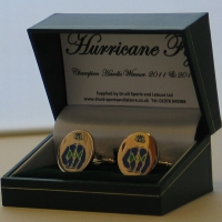 Hurricane Fly Cufflinks