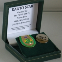 Kauto Star Boxed Badge Set