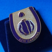 Kew Garden Badge
