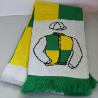 Many Clouds Scarf