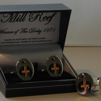 Mill Reef Cufflinks
