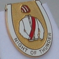 Night Of Thunder Badge