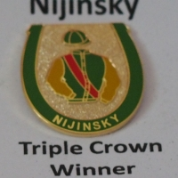 Nijinsky Badge