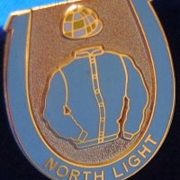 North Light Badge