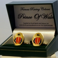 Prince Of Wales Cufflinks