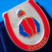 Quevega Badge