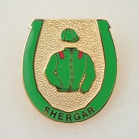 Shergar Badge