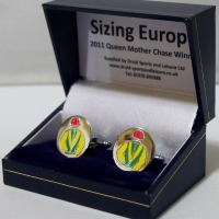 Sizing Europe Cufflinks