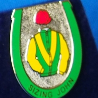 Sizing John Badge