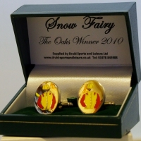 Snow Fairy Cufflinks