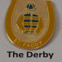 St. Paddy Badge