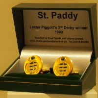 St. Paddy Cufflinks