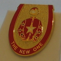 The New One Badge