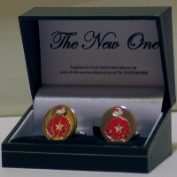 The New One cufflinks