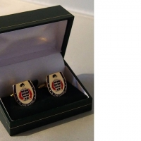 The Queen Horseshoe Cufflinks